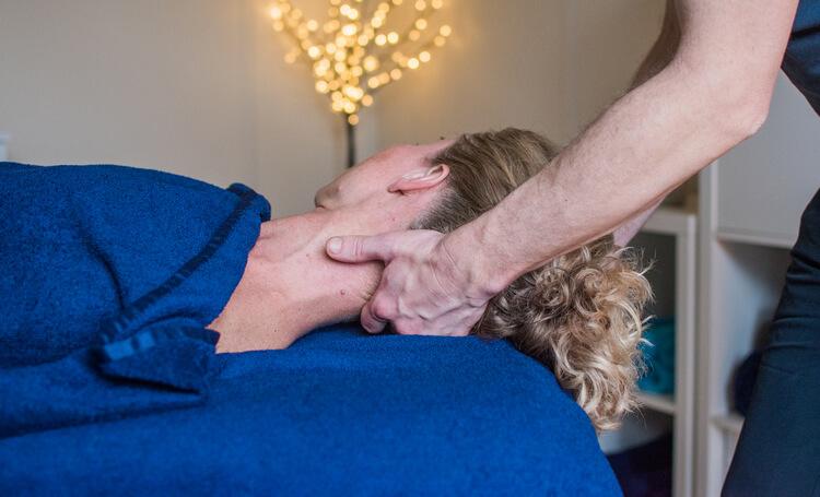 Praktijkruimte Massage from the Heart Enschede